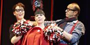 Showstopper! The Improvised Musical - Photo credit Geraint Lewis